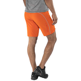La Sportiva Gust - Short running Homme - orange